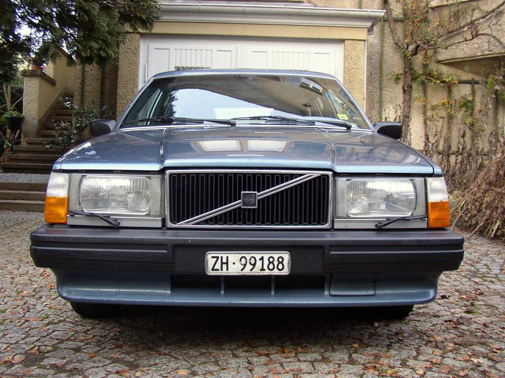 1986 Volvo 740 GL